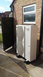 New Clean Energy Air-Source Heat Pump