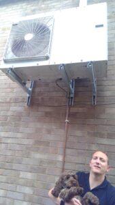 Air Source Heat Pump in Bedfordshire